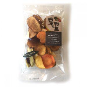 日本の野菜 50G -国産野菜チップス-